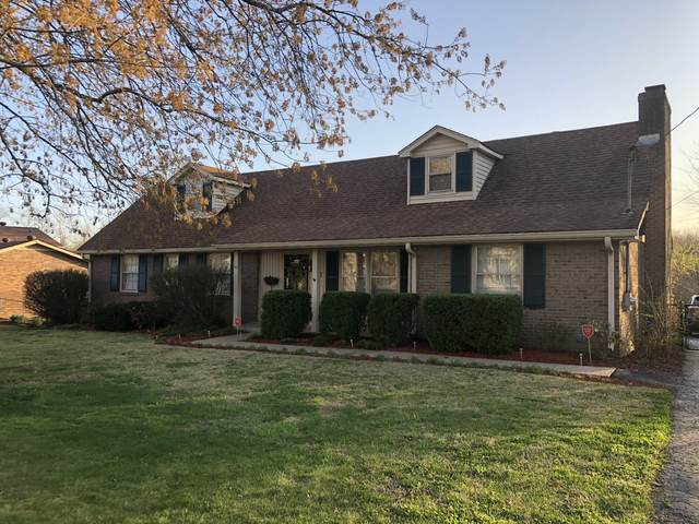 612 Atlanta Dr, Hermitage, TN 37076 (MLS #RTC2239053) :: RE/MAX Fine Homes