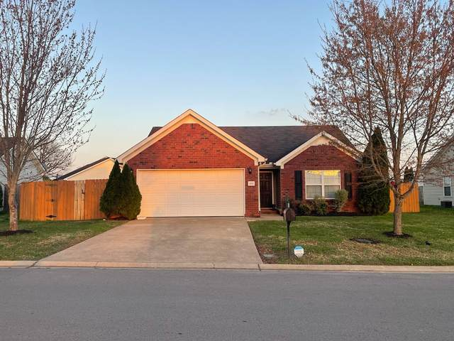 1615 Teresa Ln, Murfreesboro, TN 37128 (MLS #RTC2239111) :: Christian Black Team