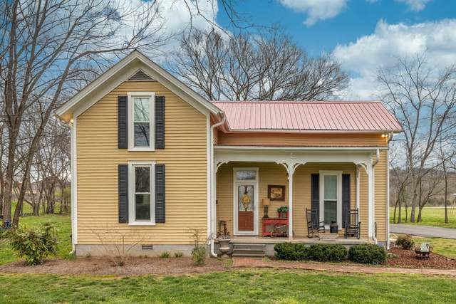 1616 Santa Fe Pike, Columbia, TN 38401 (MLS #RTC2239126) :: Nashville on the Move