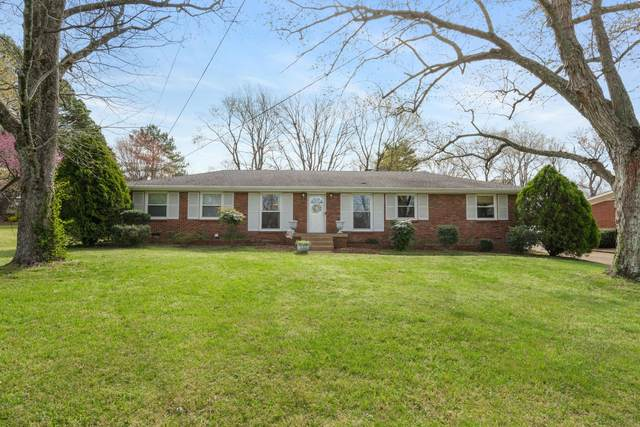 655 Mcmurray Dr, Nashville, TN 37211 (MLS #RTC2239135) :: Team George Weeks Real Estate