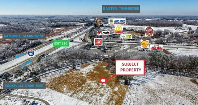 0 First Ave S, Baxter, TN 38544 (MLS #RTC2239178) :: DeSelms Real Estate
