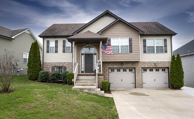 112 Irishman Way, Clarksville, TN 37042 (MLS #RTC2239246) :: Ashley Claire Real Estate - Benchmark Realty