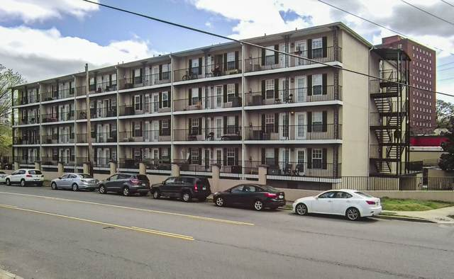 2325 Elliston Pl #108, Nashville, TN 37203 (MLS #RTC2239287) :: The Milam Group at Fridrich & Clark Realty