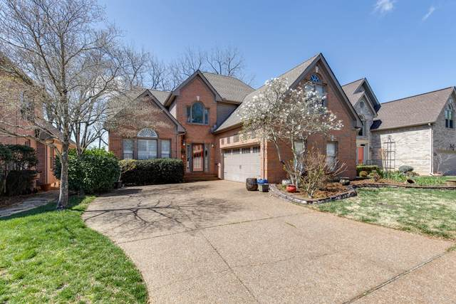 123 Chuzzlewit Down, Brentwood, TN 37027 (MLS #RTC2239367) :: Felts Partners