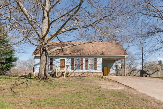 116 Treetop Trl, Lawrenceburg, TN 38464 (MLS #RTC2239380) :: Nashville on the Move