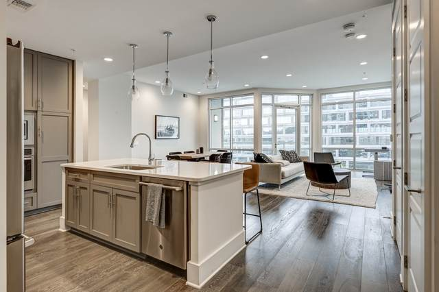 20 Rutledge St #105, Nashville, TN 37210 (MLS #RTC2239388) :: The Milam Group at Fridrich & Clark Realty