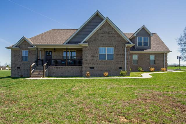 58 Presley Circle, Mount Pleasant, TN 38474 (MLS #RTC2239395) :: Christian Black Team