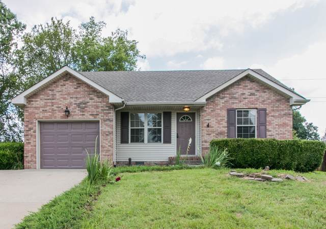 2503 Rafiki Dr, Clarksville, TN 37042 (MLS #RTC2239548) :: Morrell Property Collective | Compass RE
