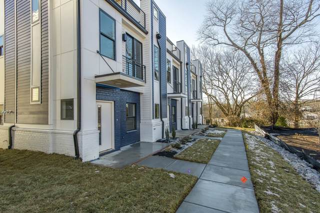 1308 Montgomery Avenue #8, Nashville, TN 37207 (MLS #RTC2239595) :: Team George Weeks Real Estate