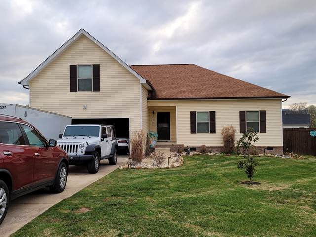 1992 Normandy Dr, Columbia, TN 38401 (MLS #RTC2239617) :: The Kelton Group