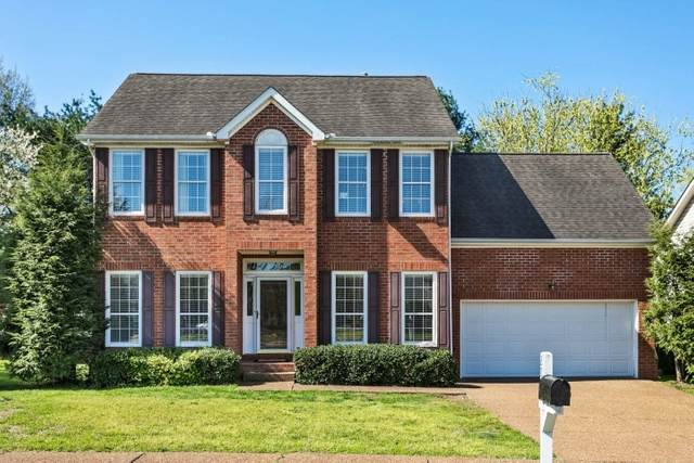 2010 Belmont Cir, Franklin, TN 37069 (MLS #RTC2239642) :: Team Jackson | Bradford Real Estate