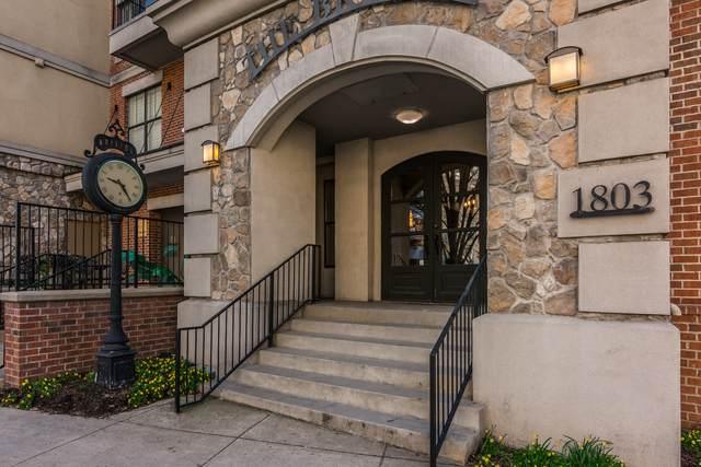 1803 Broadway #120, Nashville, TN 37203 (MLS #RTC2239714) :: DeSelms Real Estate