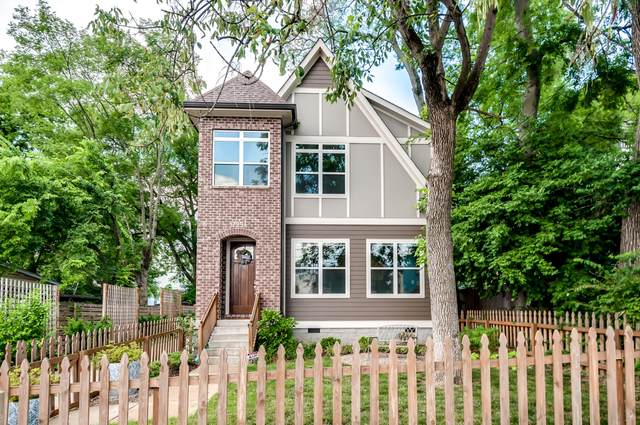 1725 7th Ave N A, Nashville, TN 37208 (MLS #RTC2239750) :: Candice M. Van Bibber | RE/MAX Fine Homes