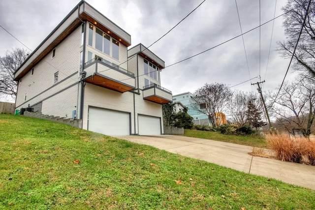1512 Boscobel St B, Nashville, TN 37206 (MLS #RTC2239822) :: Village Real Estate
