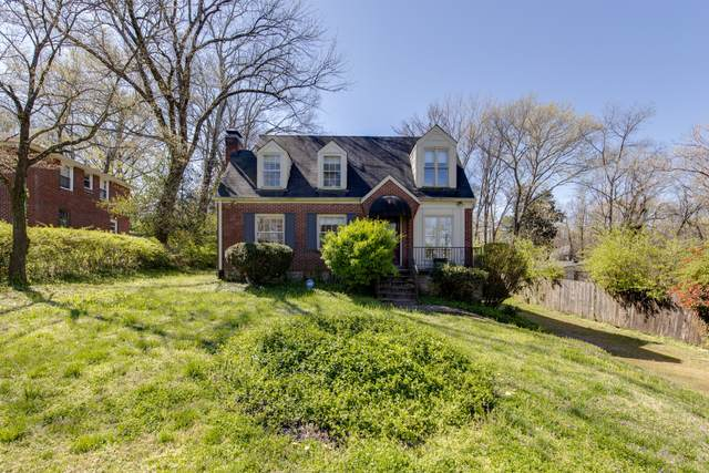 3806 Woodmont Ln, Nashville, TN 37215 (MLS #RTC2239918) :: Team Wilson Real Estate Partners