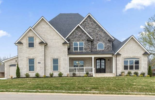 146 Hartley Hills, Clarksville, TN 37043 (MLS #RTC2239941) :: DeSelms Real Estate