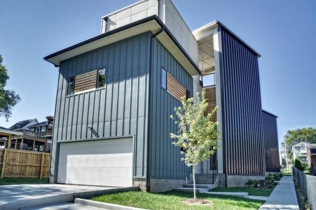 1712B 7th Ave N, Nashville, TN 37208 (MLS #RTC2239974) :: Team Wilson Real Estate Partners