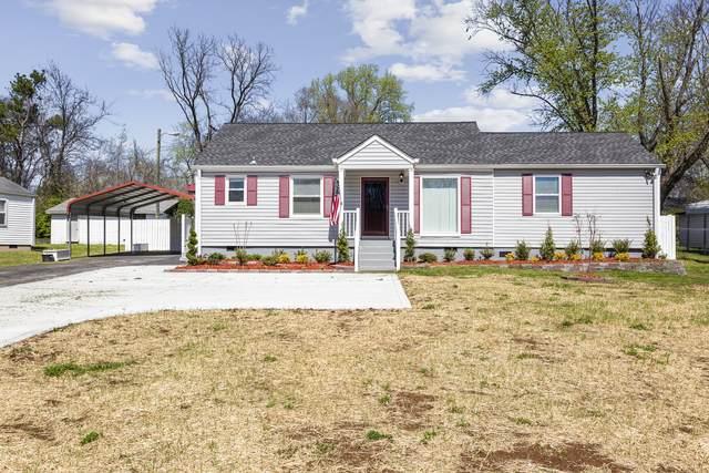 1202 Catina Dr, Nashville, TN 37217 (MLS #RTC2240056) :: Candice M. Van Bibber | RE/MAX Fine Homes