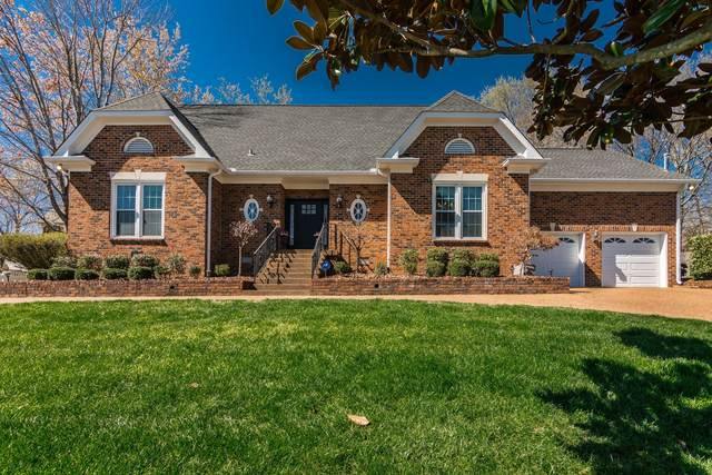 110 Beaumont Dr, Hendersonville, TN 37075 (MLS #RTC2240268) :: Christian Black Team