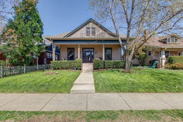 1305 Gartland Ave, Nashville, TN 37206 (MLS #RTC2240308) :: Cory Real Estate Services