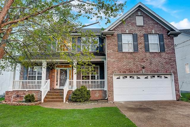 2709 Welshcrest Dr, Antioch, TN 37013 (MLS #RTC2240335) :: The Miles Team | Compass Tennesee, LLC