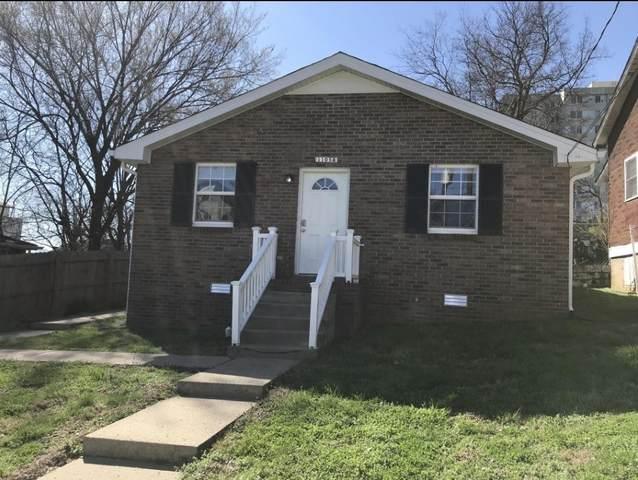 1109 Wade Ave, Nashville, TN 37203 (MLS #RTC2240408) :: Village Real Estate