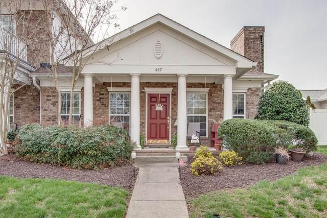 427 Verandah Ln, Franklin, TN 37064 (MLS #RTC2240450) :: Nashville Home Guru