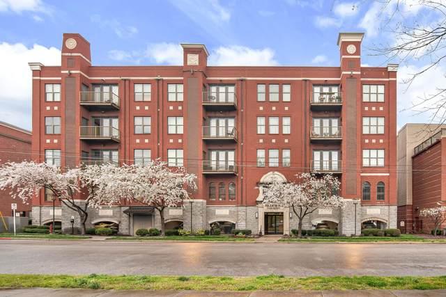 702 Wedgewood Park #503, Nashville, TN 37203 (MLS #RTC2240475) :: DeSelms Real Estate