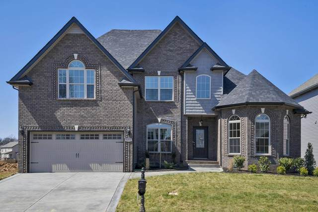 1657 Dotsonville Rd, Clarksville, TN 37042 (MLS #RTC2240508) :: Nashville on the Move