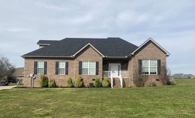 1410 Union St, Shelbyville, TN 37160 (MLS #RTC2240531) :: Team Jackson | Bradford Real Estate