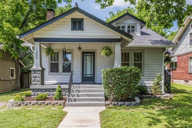 1205 Shelton Ave, Nashville, TN 37216 (MLS #RTC2240550) :: Platinum Realty Partners, LLC