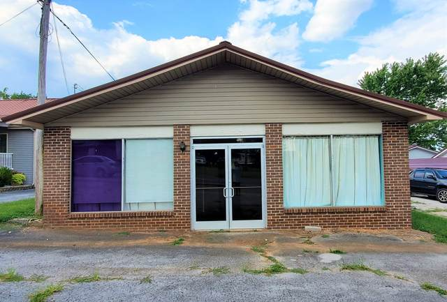 1075 S College St, Winchester, TN 37398 (MLS #RTC2240607) :: The Miles Team | Compass Tennesee, LLC