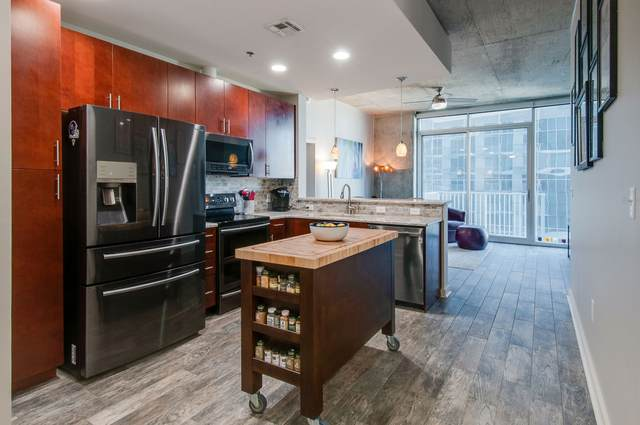 301 Demonbreun St #1102, Nashville, TN 37201 (MLS #RTC2240610) :: DeSelms Real Estate