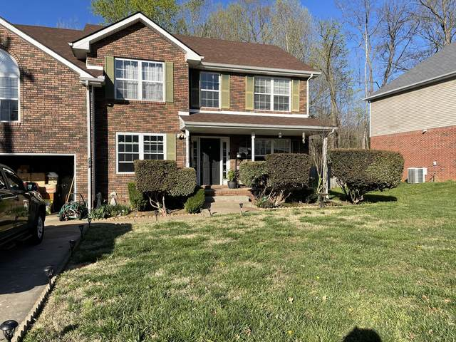 1379 Mountain Way, Clarksville, TN 37043 (MLS #RTC2240670) :: Candice M. Van Bibber | RE/MAX Fine Homes