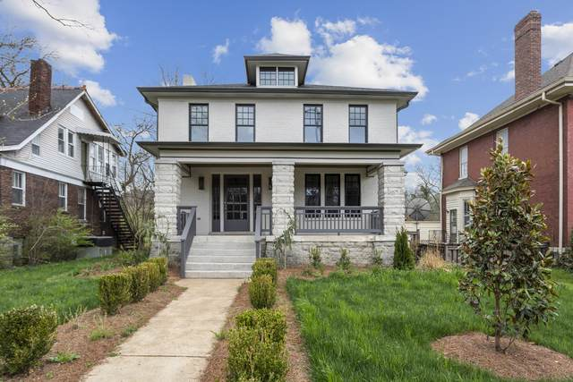2302 Belmont Blvd, Nashville, TN 37212 (MLS #RTC2240838) :: Real Estate Works
