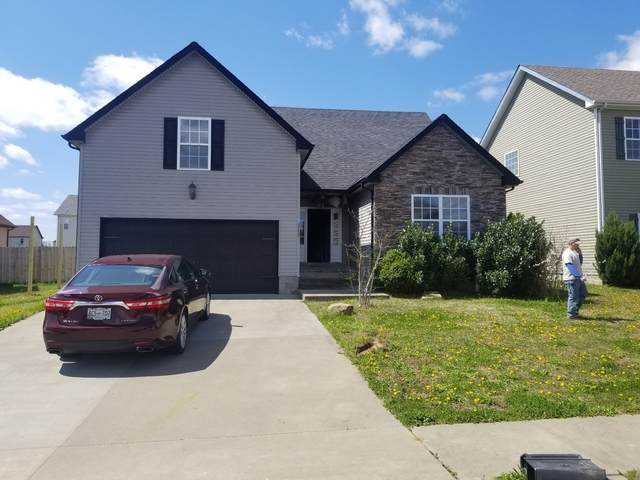 3752 Silver Fox Ln, Clarksville, TN 37040 (MLS #RTC2240866) :: The Milam Group at Fridrich & Clark Realty
