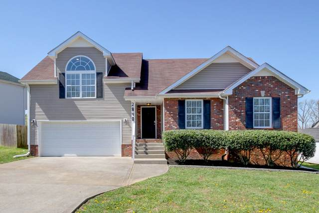 2840 Sharpie Dr, Clarksville, TN 37040 (MLS #RTC2240867) :: The DANIEL Team | Reliant Realty ERA