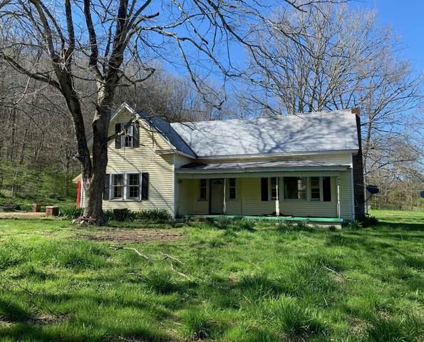 120 Ben Johnson Rd, Pulaski, TN 38478 (MLS #RTC2240939) :: The Kelton Group