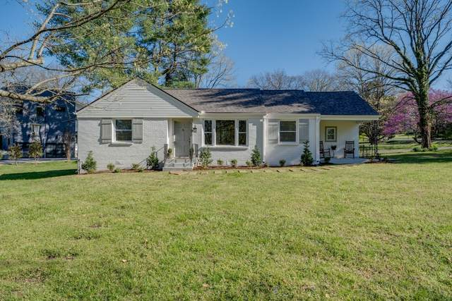 909 Tower Pl, Nashville, TN 37204 (MLS #RTC2240959) :: Village Real Estate