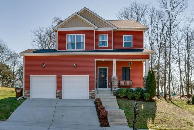 2509 Val Marie Dr, Madison, TN 37115 (MLS #RTC2240995) :: Nelle Anderson & Associates