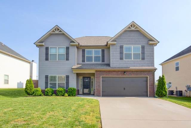 763 Sturdivant Dr, Clarksville, TN 37042 (MLS #RTC2241041) :: Team Wilson Real Estate Partners
