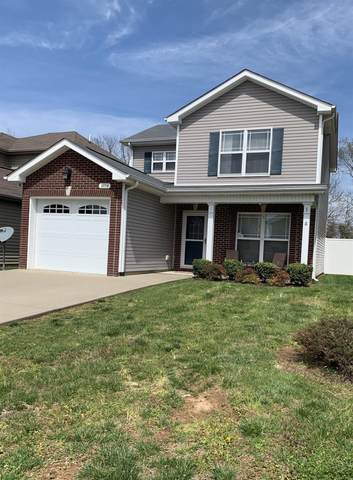 3803 Harvest Rdg, Clarksville, TN 37040 (MLS #RTC2241044) :: Felts Partners