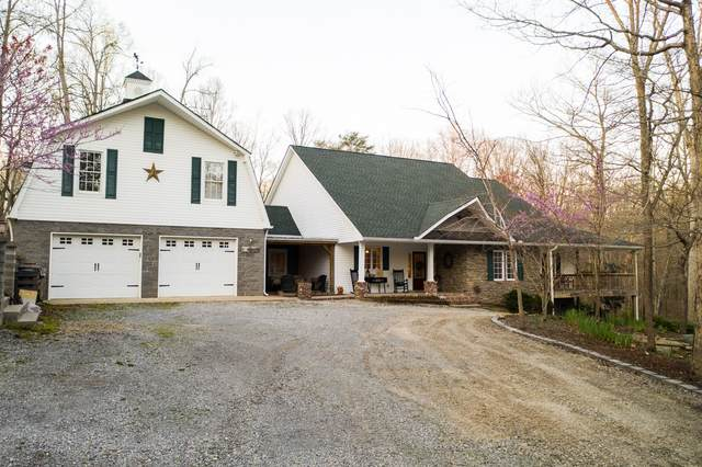 1050 Woodcock Hollow Rd, Kingston Springs, TN 37082 (MLS #RTC2241150) :: The Milam Group at Fridrich & Clark Realty