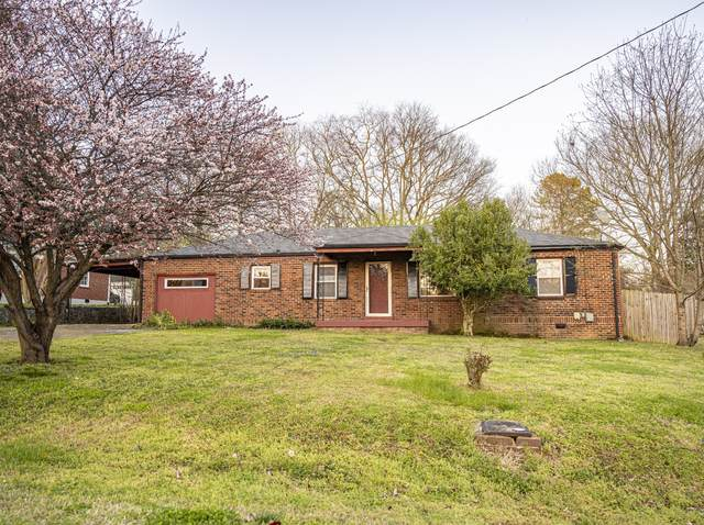1445 Janie Ave, Nashville, TN 37216 (MLS #RTC2241180) :: RE/MAX Fine Homes