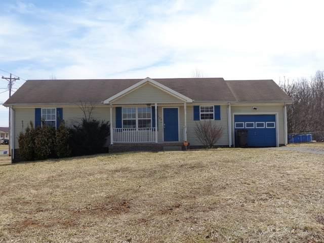 122 Grant Ave, Oak Grove, KY 42262 (MLS #RTC2241216) :: The DANIEL Team | Reliant Realty ERA