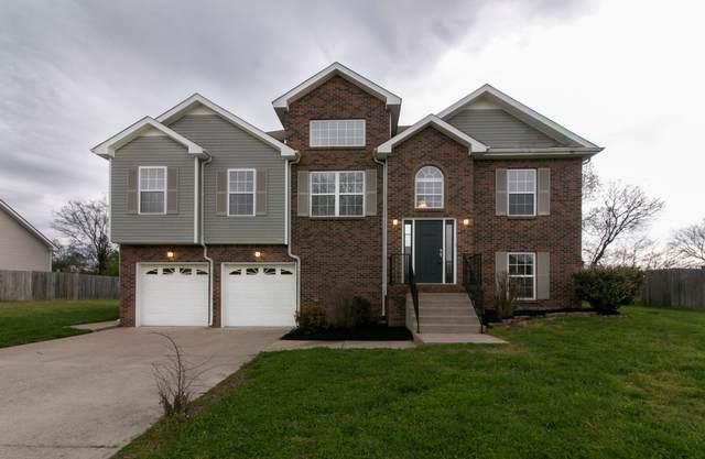 3725 Harvest Rdg, Clarksville, TN 37040 (MLS #RTC2241218) :: Real Estate Works