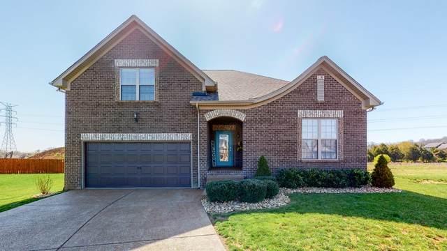 105 Howes Pl, Hendersonville, TN 37075 (MLS #RTC2241228) :: Village Real Estate