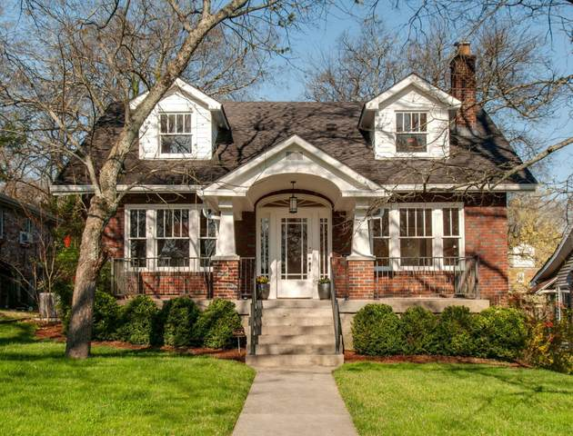 2805 Brightwood Ave, Nashville, TN 37212 (MLS #RTC2241349) :: The Milam Group at Fridrich & Clark Realty