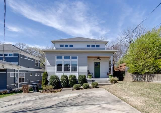 1218B Preston Dr, Nashville, TN 37206 (MLS #RTC2241381) :: Village Real Estate