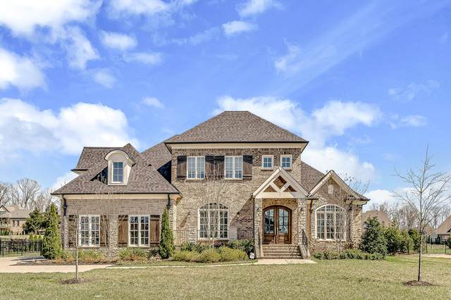 1804 Camborne Pl, Brentwood, TN 37027 (MLS #RTC2241386) :: RE/MAX Homes And Estates